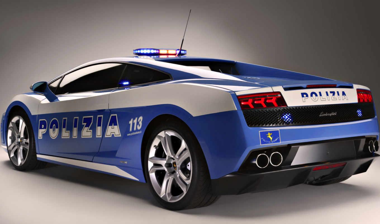 Обои Police Car раздел Машины размер 1920х1080 Full Hd скачать бесплатно картинку на
