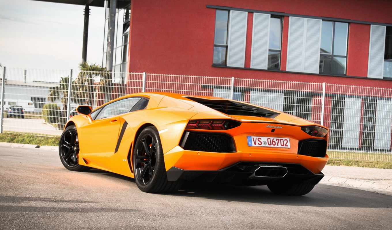 lamborghini, aventador, orange, jan, konig, exotic, loves, rare, cars, everybody, fast, car,