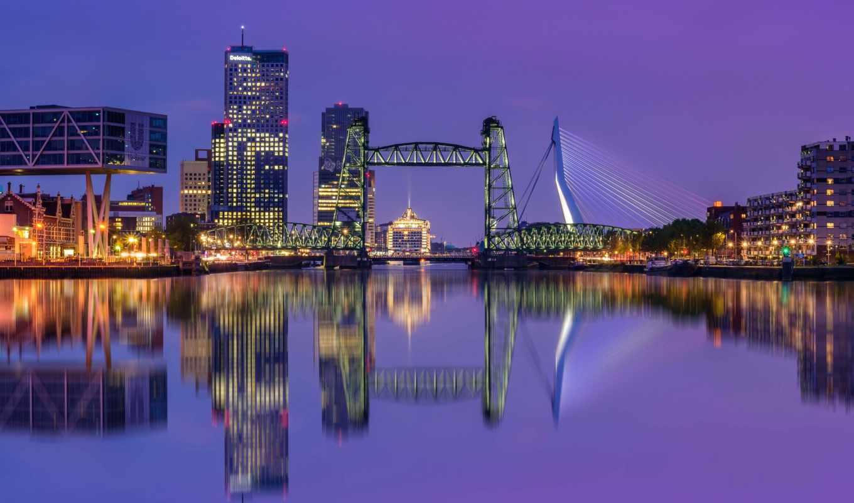 amazing, cityscapes, роттердам, skyline,