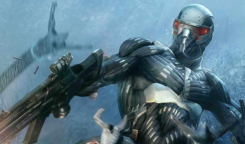 crysis, game, игры, crytek, games, warhead, смотрите,