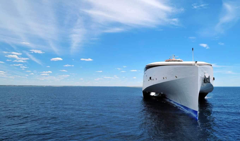 корабли, корабль, машины,
