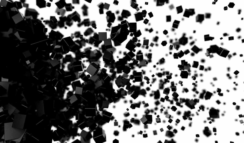 кубики, white, black, нов,