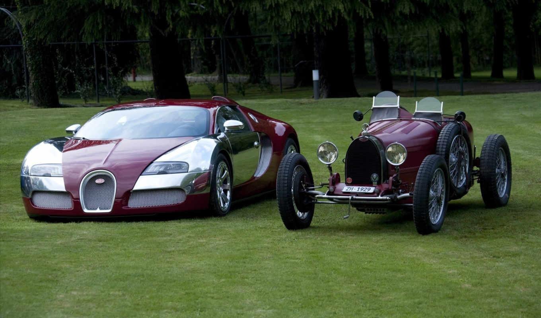 bugatti, veyron, new, свой, совершенно,