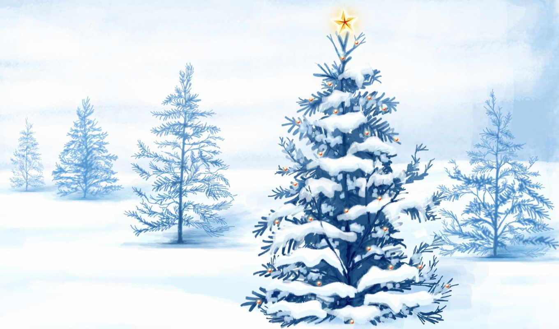 елка, новогодняя, год, new, праздник, подарки,