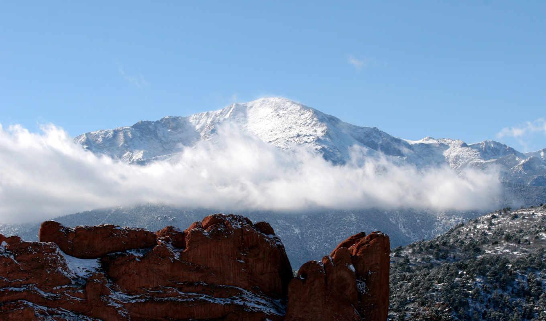 природа, mountains, high, definition, desktop, landscapes, winter, wide,
