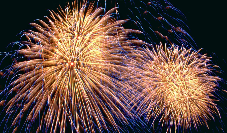 fireworks, und, ni, салют, für, się, der,