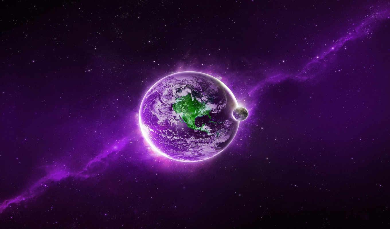 land, космос, луна, planet, спутник, планеты,