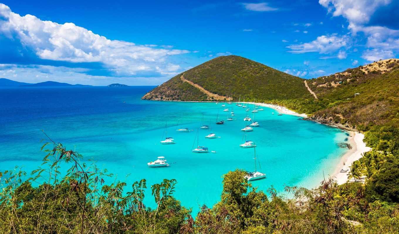 natureza, red, mobdecor, islands, ferry, parede, fundo, virgin, ocean,