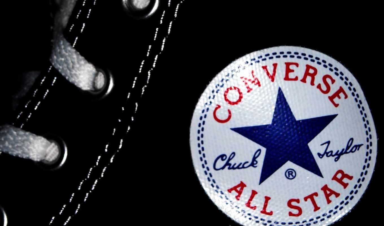 converse, logo, ked, черная, star, туфли, black, taylor, stil