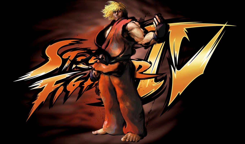 street, fighter, ken, game, бе, fondos,