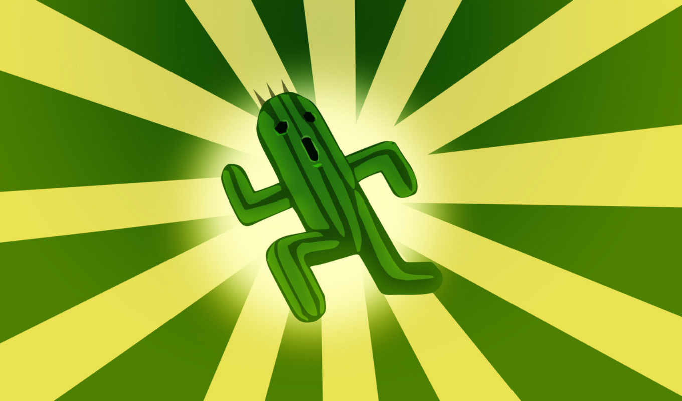 fantasy, cactuar, , iphone,