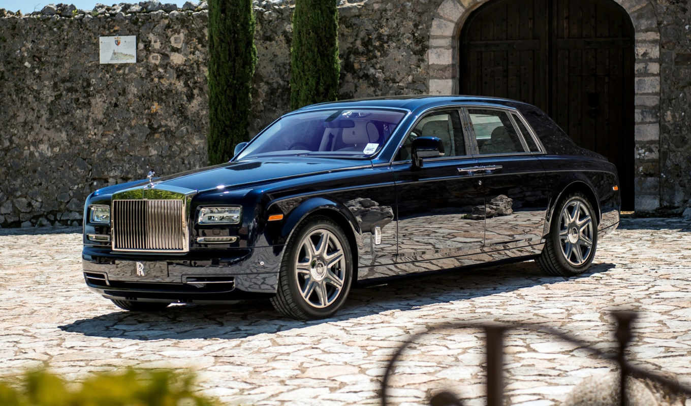 royce, rolls, phantom,