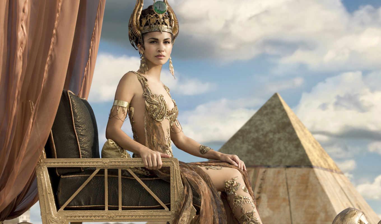 египта, боги, юнг, элоди, gods, египет, фильмы, yung, elodie, hathor, фильмов,