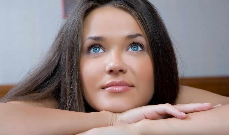 глаз, свет, голубые, color, макияж, голубым, голубых, волос, русый, глазам,