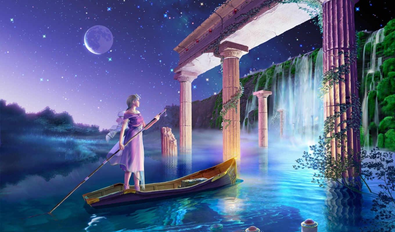 starry, tales, kagaya, celestial, exploring, yutaka,