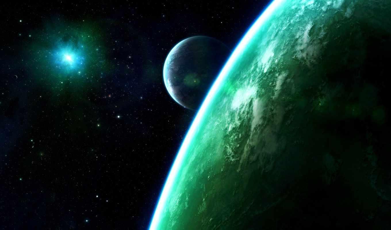 взрыв, планеты, сверхновой, вселенная, звезды, планета, space, serenity, art, desktop,