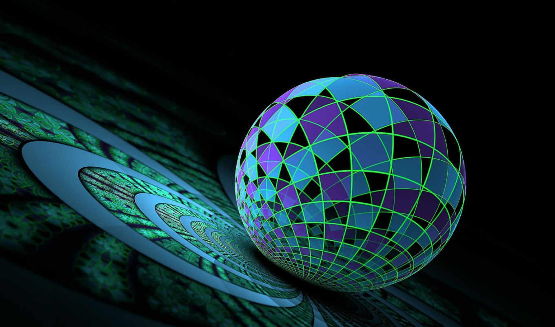 абстракция, you, desktop, computer, collection, turbobit, часть, шар, зелёный, sphere, poster, letitbit, поверхность, background, like, this,