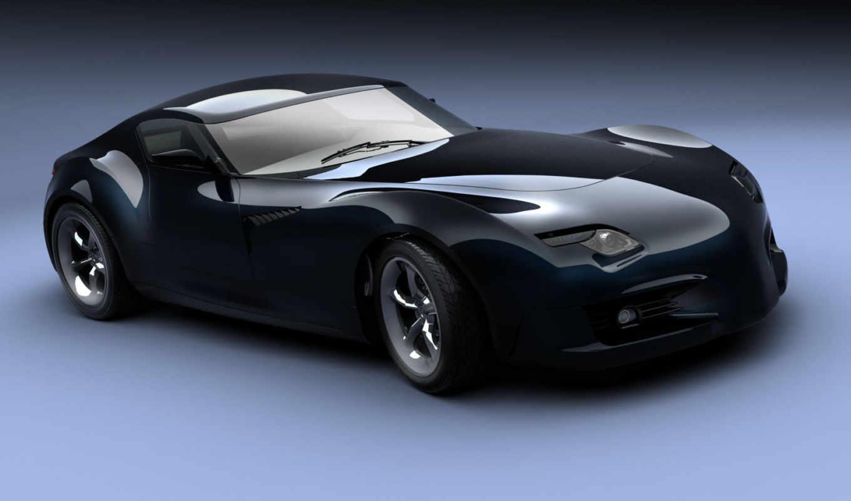 машины, будущего, design, sabino, авто, дек, черные,
