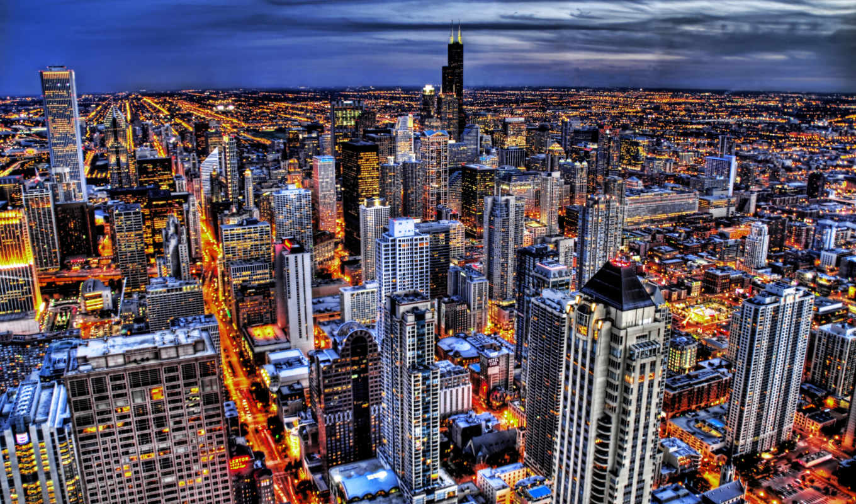 chicago, city, world, similar, cityscapes, travel,