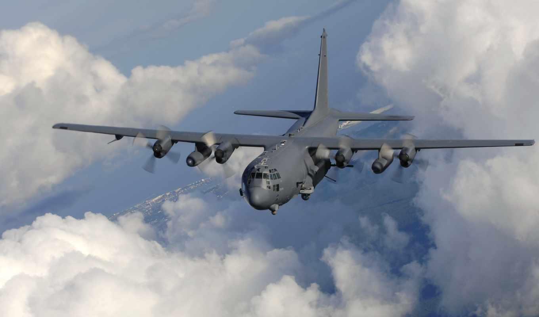 самолёт, ас, lockheed, небо, oblaka, войск, свой, боя, поле, сухопутных,