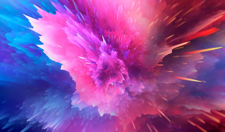 descargar, arte, fondos, pantalla, pintura, creativo, las, abstracto, ondas, iphone,