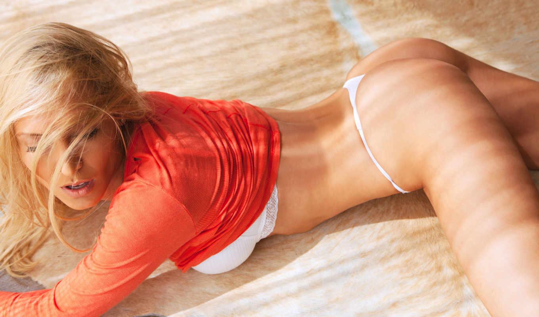 ass, секси, девушка, blonde, sexy, грудь, tits, женщина,