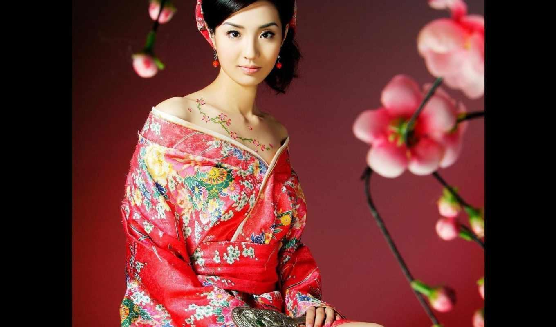 avon, купальники, китаянка, китайские, кимоно,