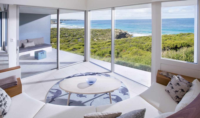 southern, lodge, ocean, дизайн, обои, the, дом, ко