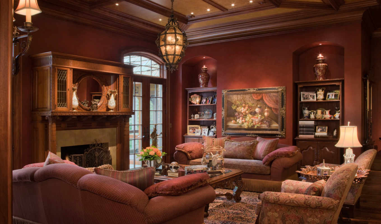 комната, living, classic, интерьер, картинка, традиционный, design, ideas, февр, anime, home,