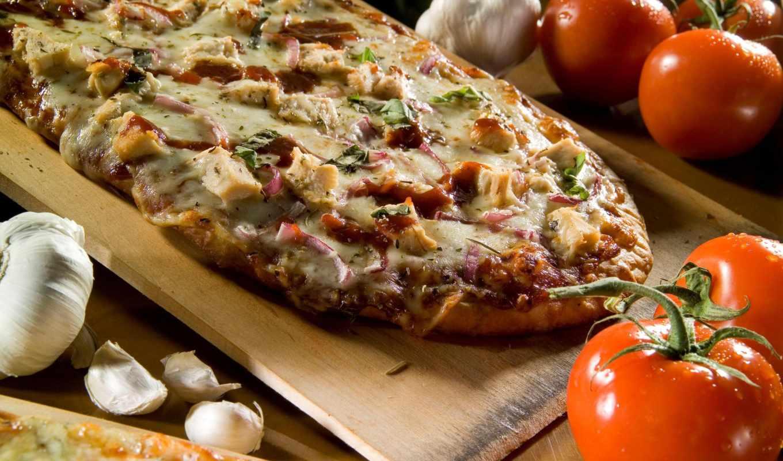 пицца, еда,