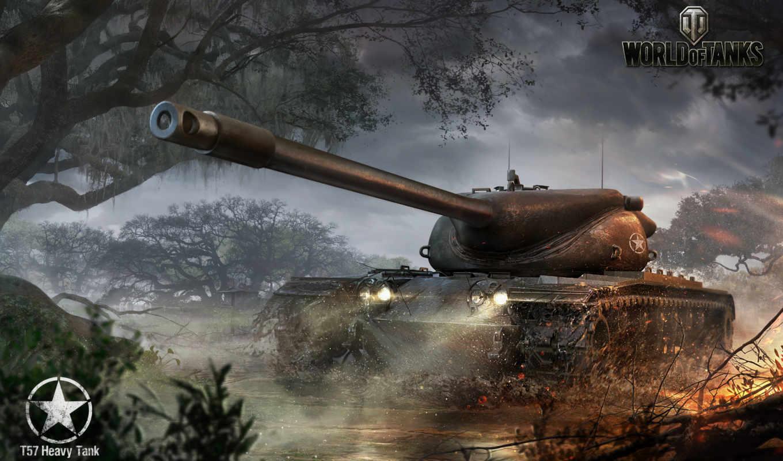 heavy, tank, resolution, desktop, download, background, widescreen, description,