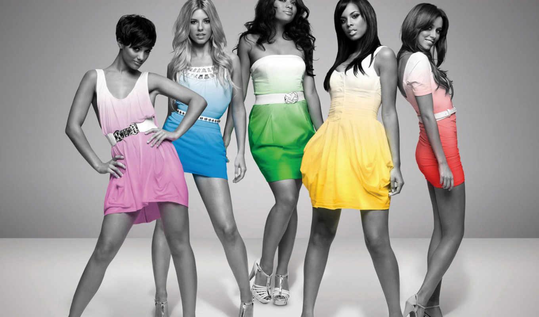 color, волос, платья, платье, под, волосы,