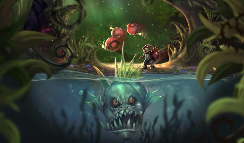 piranha, fish, бомбы, озеро, клыки,