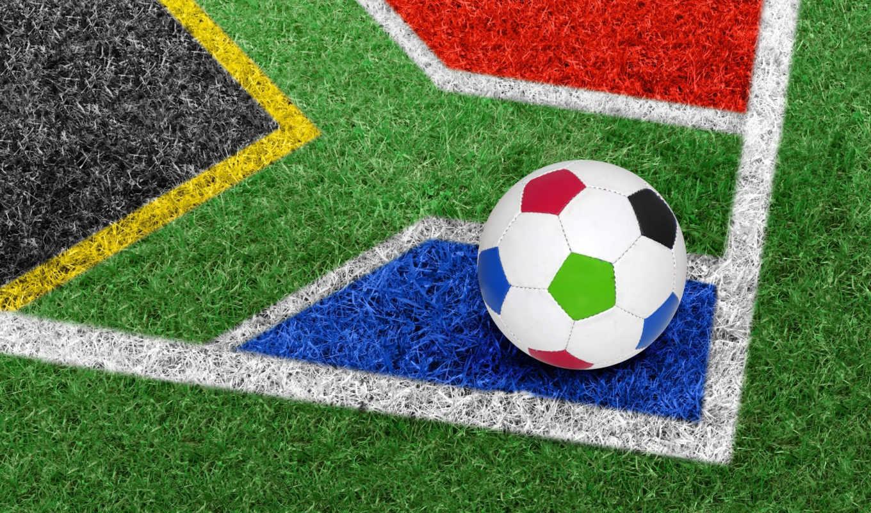 мяч, футбол, спорт, детский, поле,