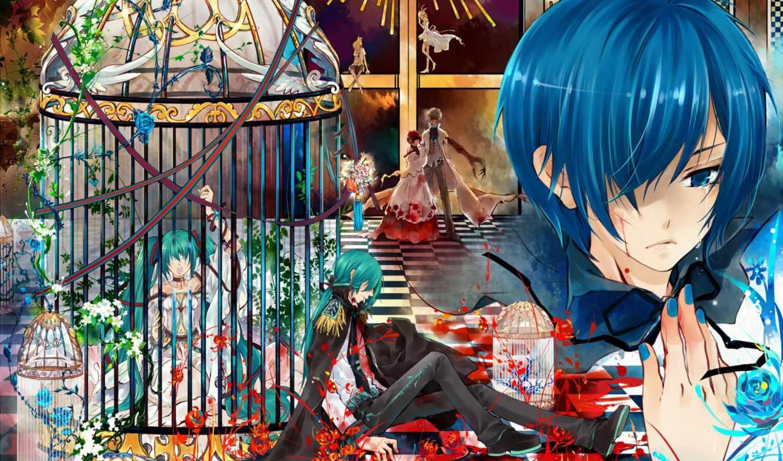 vocaloid, kaito, miku, слезы, категории, просмотреть, anime, rin, вокалоид, вокалоиды,