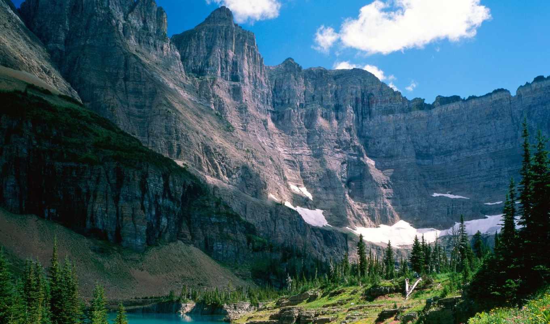 montana, state, usa, park, штата, national, glacier, штате,