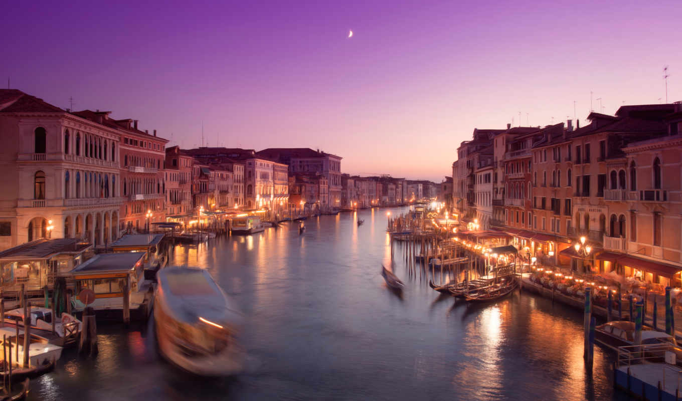 venice, canal, grand, italy, zte, desktop,