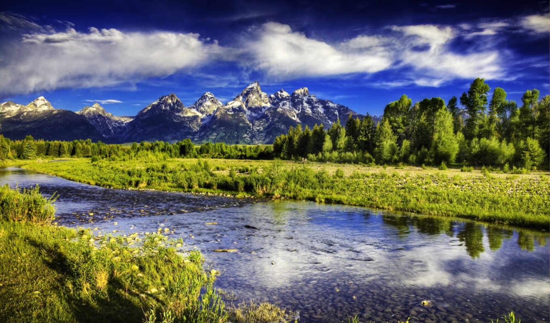 mountain, scenery, река, hdr, facebook, сборник, timeline, cool, lovely, пейзаж, je, los, природы, весенний, desktop,