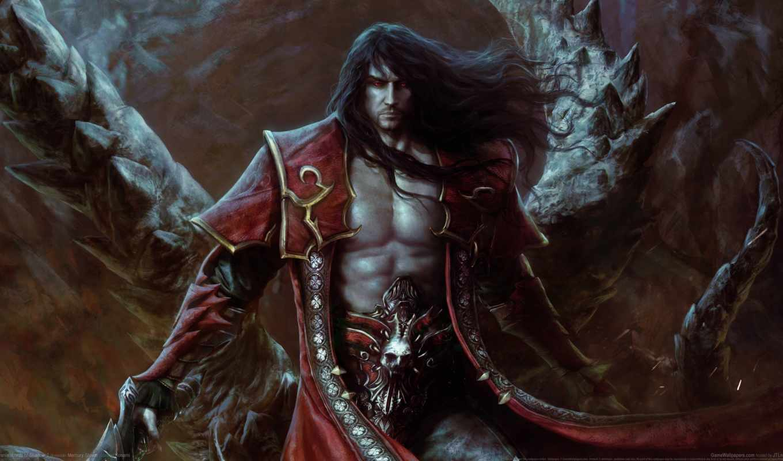 lords, shadow, castlevania,
