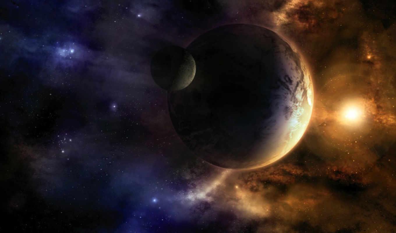 space, tapety, планеты, планета, звезды, kosmos, art, anime, тема, картинка, desktop,