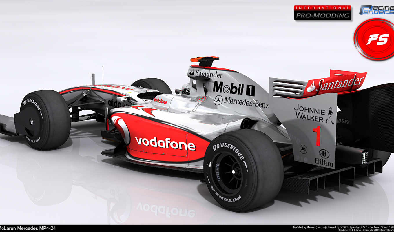 mclaren, car, mercedes, race, racing, cars, formula,