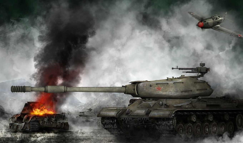 tanks, wot, world, мод, ис,