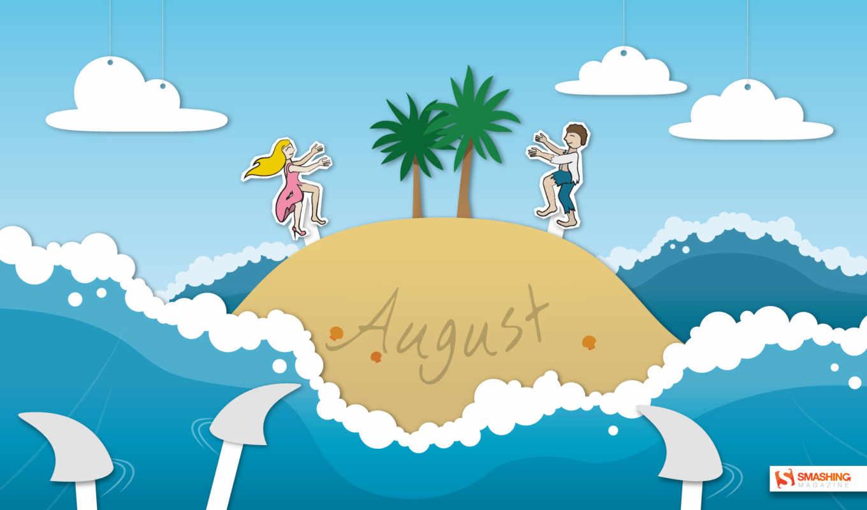 август, summer, smashing,