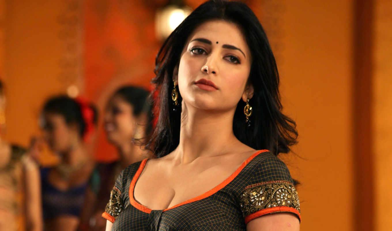 shruti, haasan, пули, hassan, her, vijay, movie, tamil,