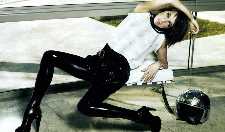 milla, jovovich, актриса, модель, мотошлем