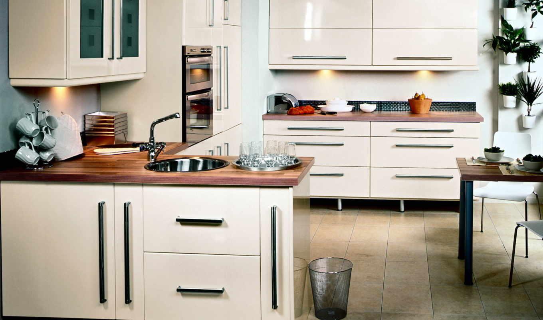кухни, дизайн,