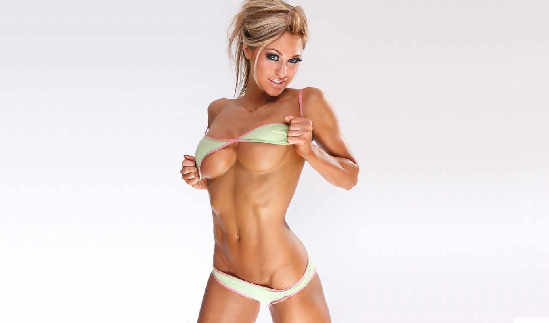 фитнес, views, фитнес, красивых, модели, exclusive,