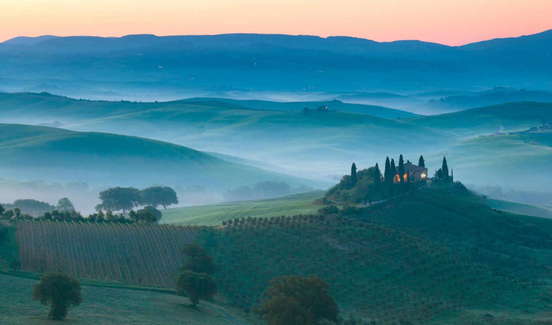 ios, панорамные, пейзажи -, горы,