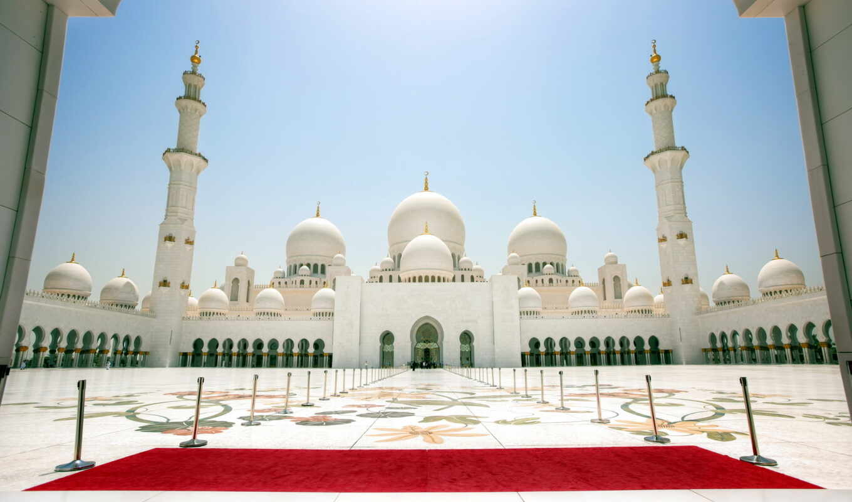 mosque, sheikh, зайда, dab, abu, песочница, fca, architecture, оаэ, grand