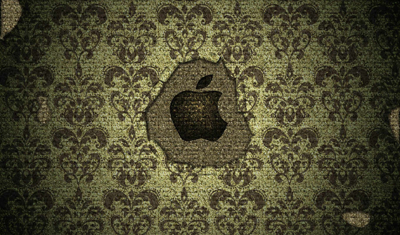 apple, logo, текстура,